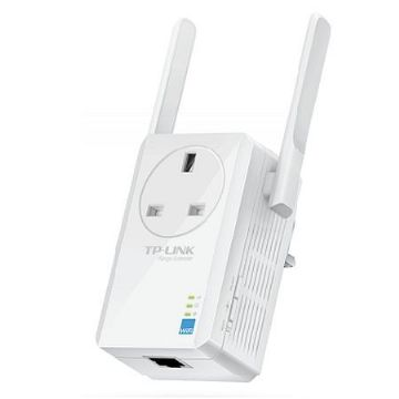 TP-LINK (TL-WA860RE) 300Mbps Wall-Plug Wifi Range Extender